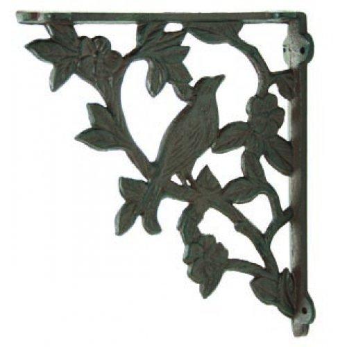 Cast Decorative Bracket Shelf Holder