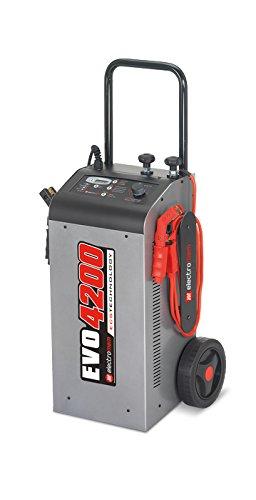 ELECTROMEM - Cargador/Arrancador EVO 4200 Carro 12/24V ...