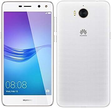 Huawei Y5 2017, 4G, 16Gb, 2Gb Ram, Dual Sim, Blanco: Amazon.es ...