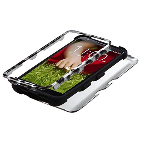 Mybat Asmyna TUFF Hybrid Phone Protector Cover for LG G2 ...