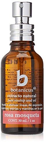 Botanicus Aceite Natural, Rosa Mosqueta, 30 ml