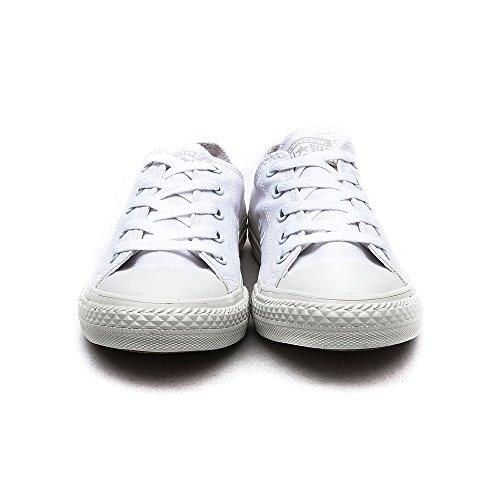 Converse Ctas Season Ox - Zapatillas infantil White Monochrome