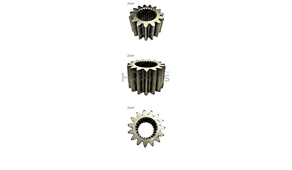 247543A1 New Spider Joint for Case//IH 480F Indust//Const 144465A1 84355357