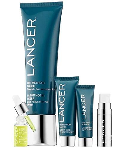 Lancer Skincare Heroes Set Includes The Method