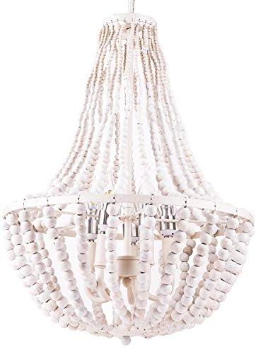 Chandelier, Morden Fort LED Chandelier 5 Lights for Living Room Bed Room Dining Room
