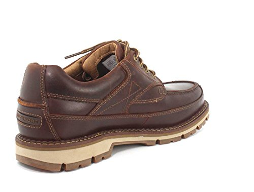 Rockport Heren Centry Moc Teen Oxford Brown