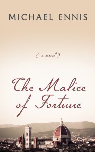 book cover of The Malice of Fortune