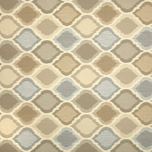 Sunbrella Indoor / Outdoor Upholstery Fabric By the Yard ~ Empire Dove ~ Grey / Gray, Tan, Ivory (Fabric Sunbrella Upholstery)