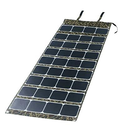 EBAT 120W Folding Solar Panel Charger Pack