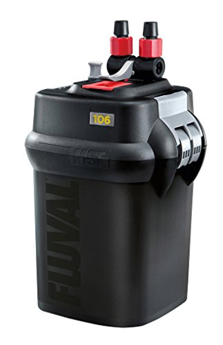 Fluval 106 External Filter - Hagen Fluval Canister 105