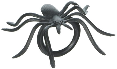 Small Toys Spider Rings (Pack of 144) -