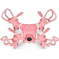 Quartly YD A15 Mini RC Quadcopter 2.4G 360 Degrees 4 Ways Flips and 0.3MP WIFI HD Camera