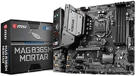 MSI B365M Mortar - Placa Base (PC, Intel B365)