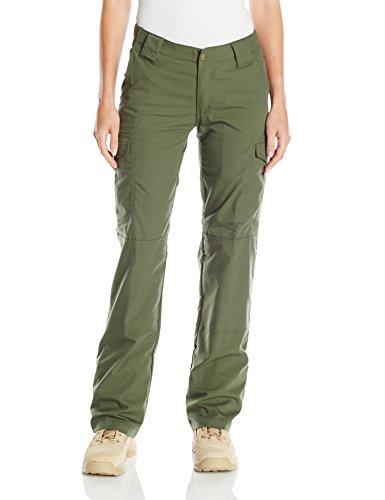 (Tru-Spec Women's 24/7 Ascent Pants, Range Green, 18 x Unhemmed)