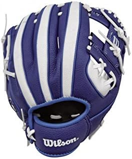 Wilson A200 10 Toronto Blue Jays Glove Right Hand Throw Royal//White//Red
