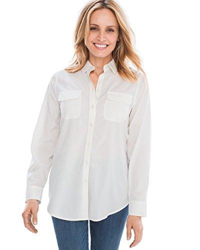 Chico's Women's Silky Soft Shirt Size 20/22 XXL (4) ()