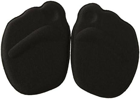 Anti-Rutsch-Vorfuß Polster 3D Halbe Einlegesohlen Fußsohlenkissen Absatzschuh Pads aus Schaum Für Damen und Herren