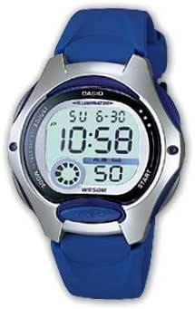 Casio LW-200-2A Dark Blue Women's or Children's 50m Casual Digital Sports Watch