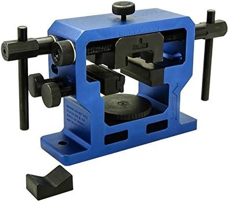 VISM Ncstar Universal Semi-Auto Pistol Slide Front & Rear Sight Tool, Blue, VTUFNR