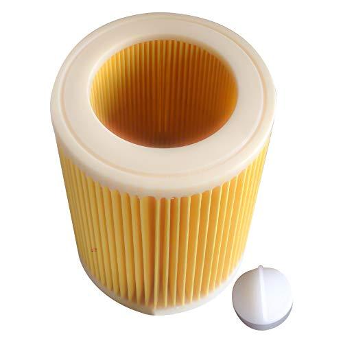 3x Patronen-Filter für Kärcher SE 4001 SE 4002 Waschsauger WD 3.800 M Eco Logic