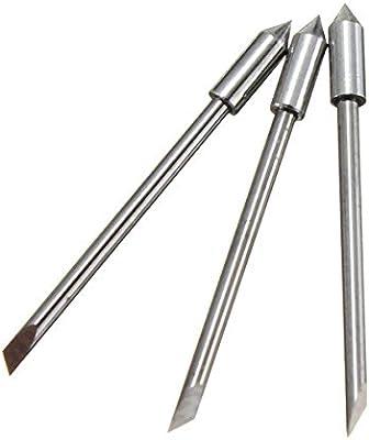 Doradus 30/45/60 grado cuchillo letras hoja aguja de corte plotter ...