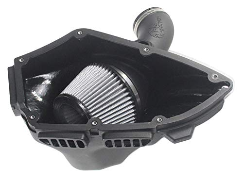 aFe Power Magnum FORCE 51-81012-C BMW 3-Series (E9x) Performance Intake System (Dry, 3-Layer Filter)
