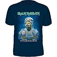Camiseta Iron Maiden Powerslave