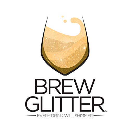 Gold Beer & Beverage Glitter | 1 Lb Bag (ie, 450 g) | Edible Food Grade Beer Glitter, Cocktail Glitter & Beverage Glitter-Dust from Bakell by Bakell (Image #8)