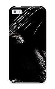 TYH - Best Iphone 5/5s Hard Back With Bumper Silicone Gel Tpu Case Cover Predators 2932572K26005899 phone case