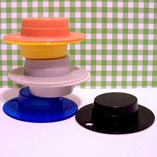 Cake Topper 144 pieces Party Favor Table Decor Clear Jordon Almond Holder