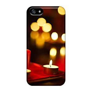 Series Skin Case Cover For Iphone 5/5s(for Romantic Evening)