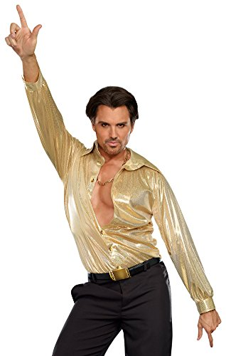 Disco Inferno Costumes (Disco Inferno Adult Costume - X-Large)
