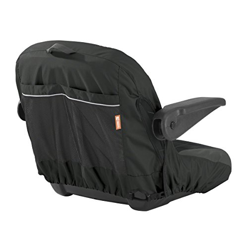 Classic Accessories 52-145-380401-00 Lawn Tractor Neoprene Seat Cover, Large