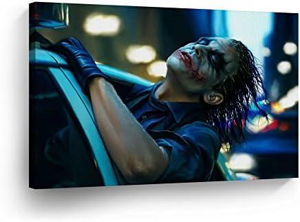 Joker Heath Ledger The Dark Knight