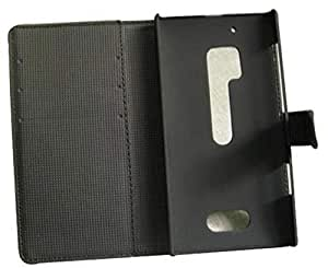 Lumia 928 - Wallet Leather Case for Nokia Lumia Smart Phone - Pink