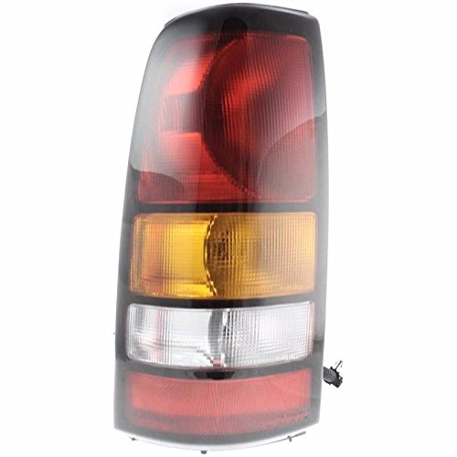 For 2004-2007 GMC SIERRA Driver Side OEM Replacement Taillight REAR LAMP GM2800177 (SIERRA 1500 2500 SERIES '04-'07)(SIERRA 3500 SERIES SINGLE REAR WHEELS (Series Single Rear Wheels)
