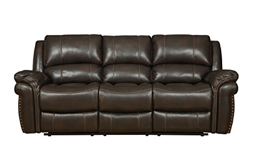 Pulaski Rivera Sofa, Chocolate