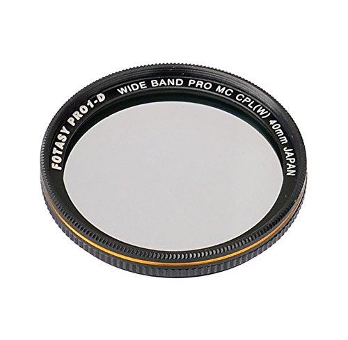 Fotasy 40mm MRC Multi-Resistant Nano Coating Super Slim MC CPL Circular PL HD Filter