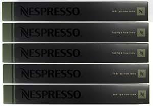 Nespresso OriginalLine: Indriya, 50 Count