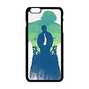 Creative Man Pattern Hot Seller Stylish Hard Case For Iphone 6 Plus