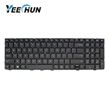 YEECHUN New Black Notebook US Keyboard for HP Probook 4535S 4530S 4730S Series Replacement Part Number 638179-DJ1 SG-45800-X2A 6037B0059601 9Z.N6MSV.001 6037B0056702 SG-45801-XUA 638179-B31