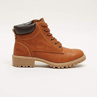 4173280a6 Lee Cooper Lace-Up Boots: Amazon.ae: SHOEMART-UAE