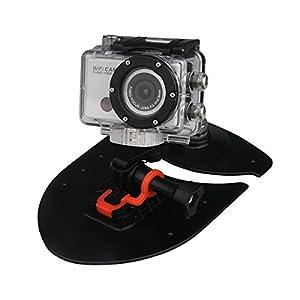 Surfboard Halterung für Sport 3GO Passend für alle Kameras Android