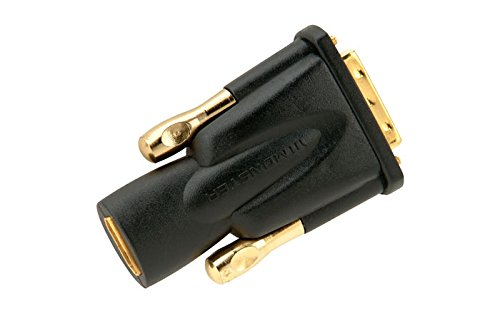 (Monster 127857 Male DVI to Female HDMI Cable Adapter )