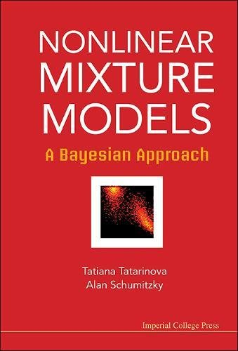 Nonlinear Mixture Models: A Bayesian Approach