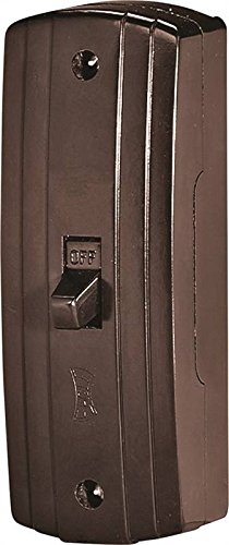 (Cooper Wiring 541B-BOX Toggle Switch, Brown)