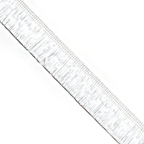 30mm Raffia Fringe Trim - 5 Yards Packing (Trim Raffia)