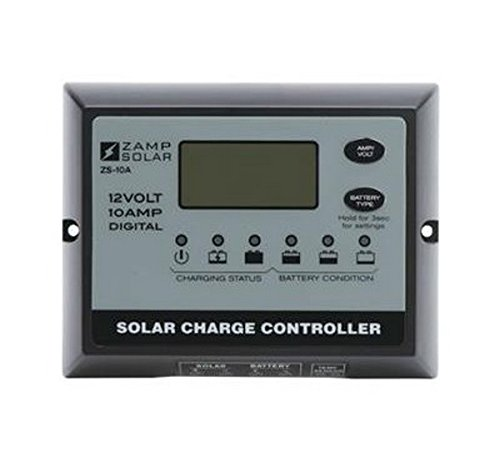 Motorhome Solar Battery Charger - 7