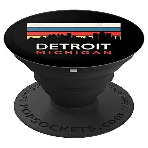 Detroit PopSocket Grip