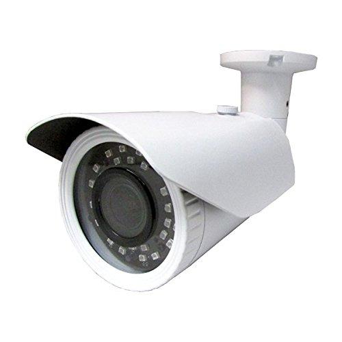 Universal ACT Bullet Camera - 2 Megapixel - 2.8 to 12mm Varifocal Lens